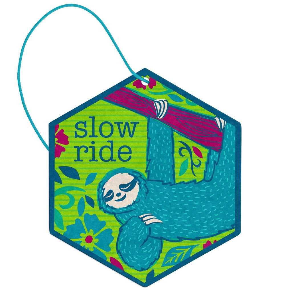 Air Freshner - Slow Ride - Sloth