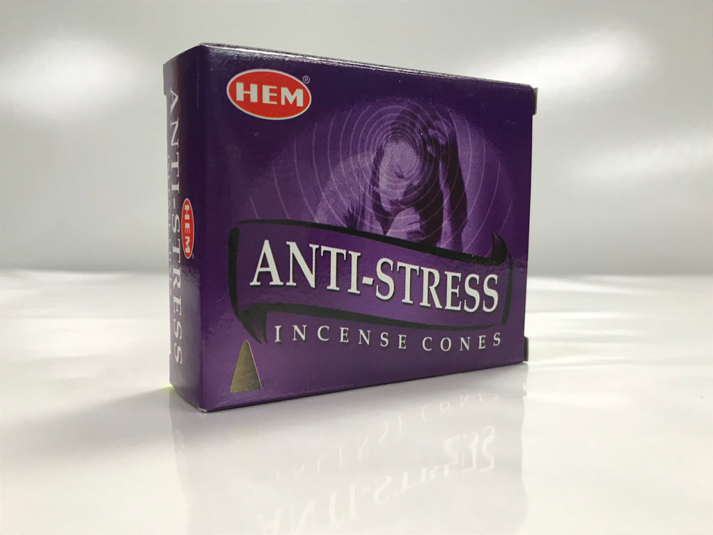 Anti-Stress - HEM Incense Cones