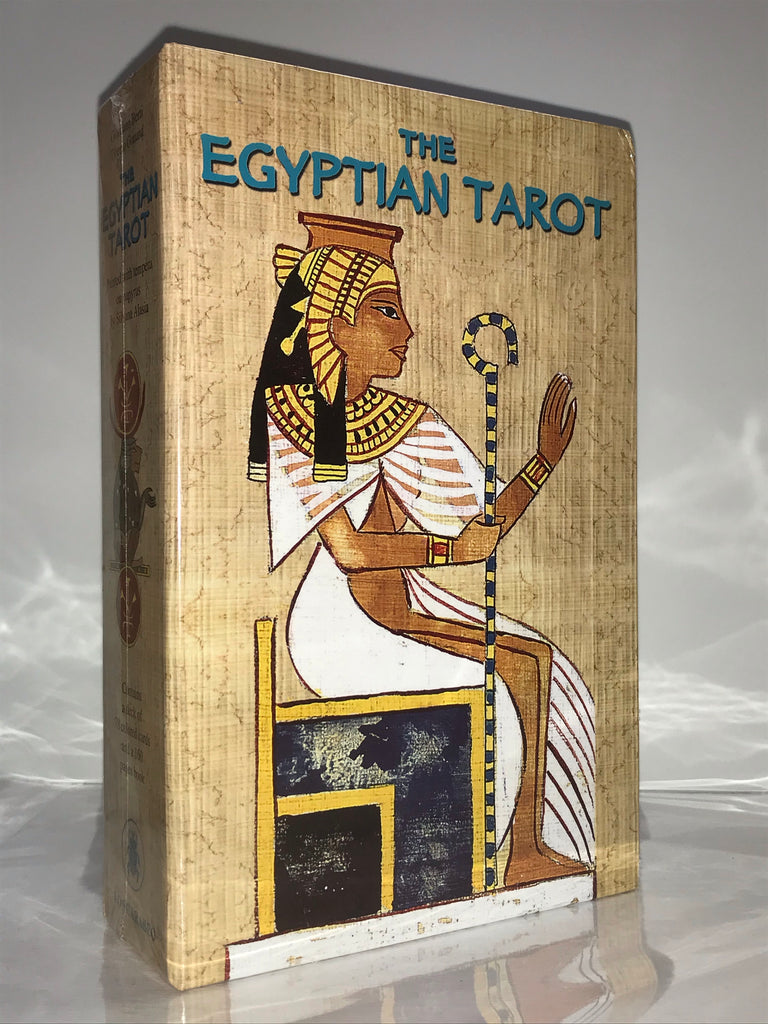 The Egyptian Tarot