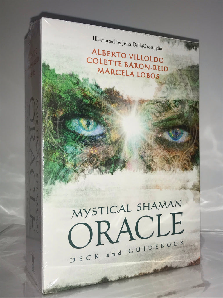 Mystical Shaman Oracle Deck & Guidebook