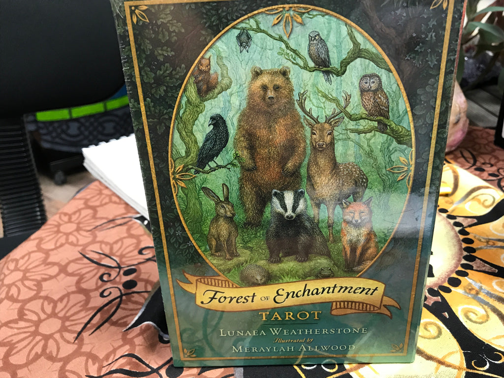 Tarot - Forest of enchantment