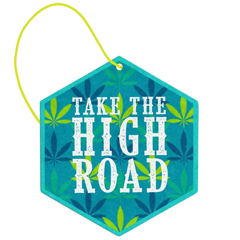 Air Freshener - Take the High Road - New Car