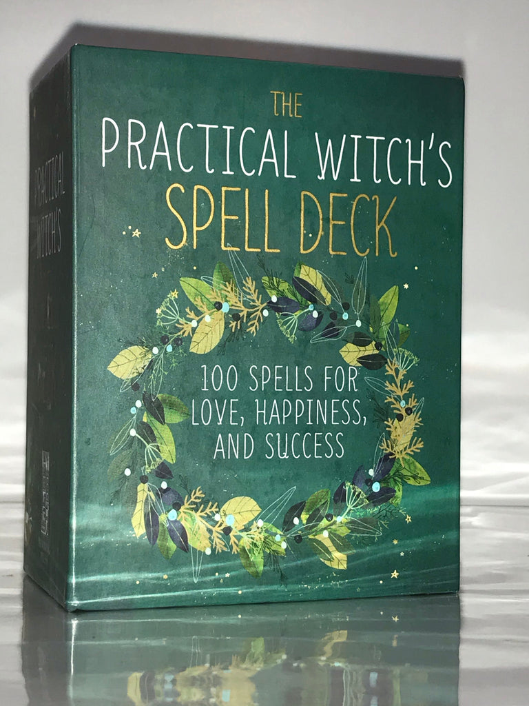 Practical Witch's Spell Deck