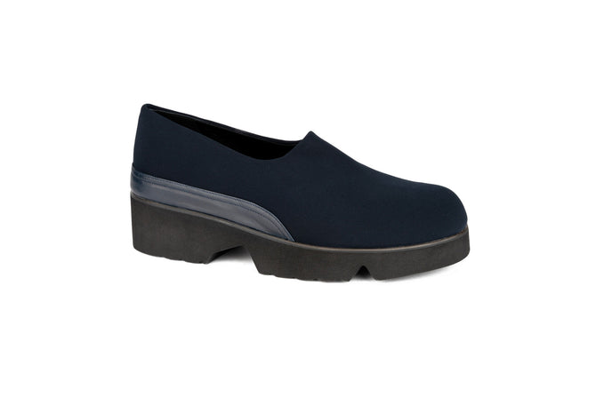 BLUE NAVY BLACK SOLE
