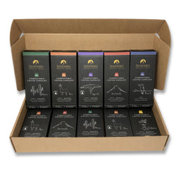 Mixed Box | 100 Compostable Capsules £0.30/capsule