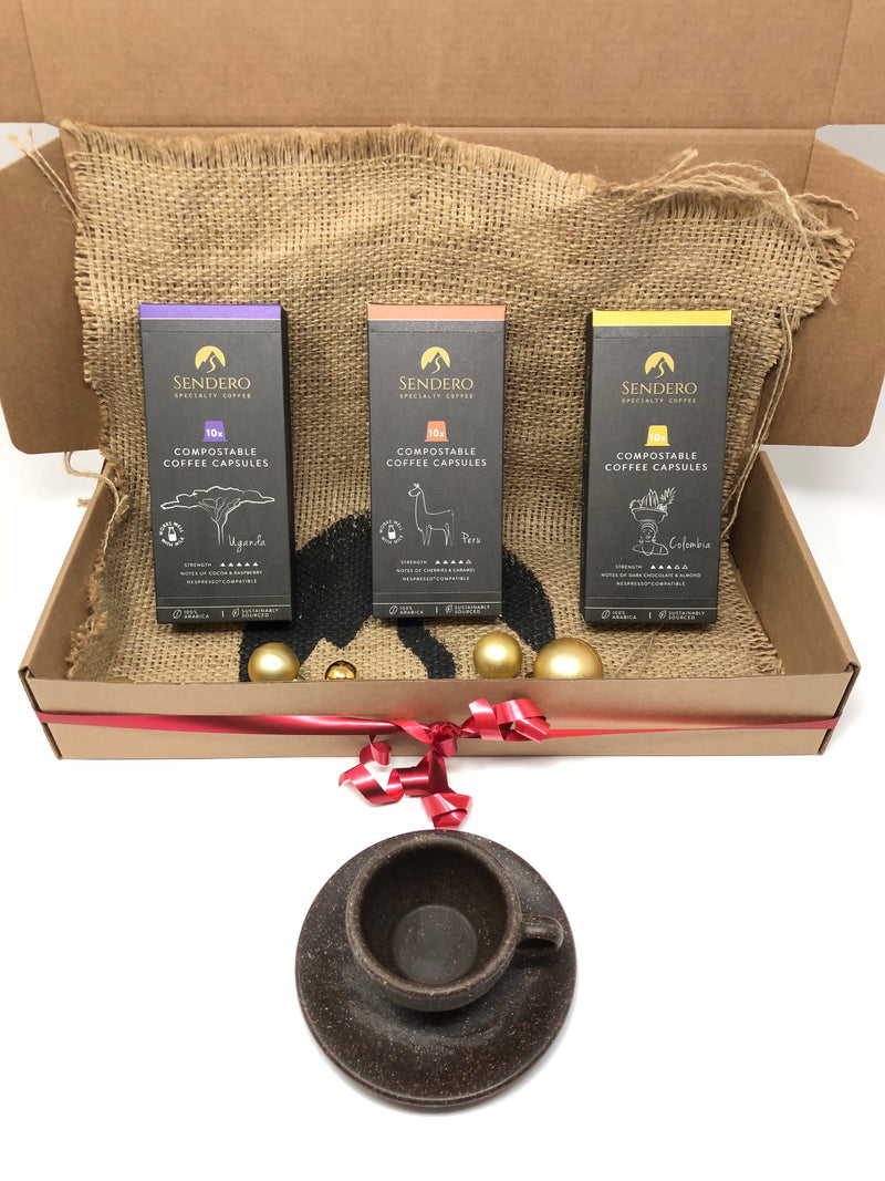 Eco-friendly Gift Box