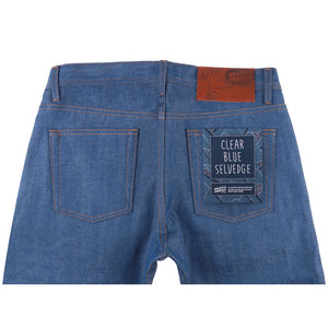 Naked And Famous - Clear Blue Selvedge - The Populess Company