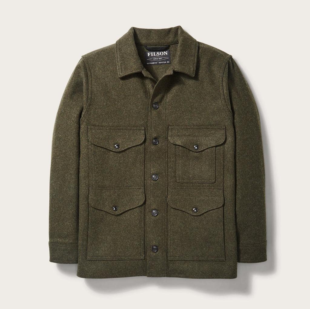 Filson - Mackinaw Cruiser - The Populess Company