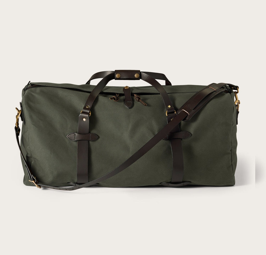 Filson - Large Duffle - Otter Green - The Populess Company