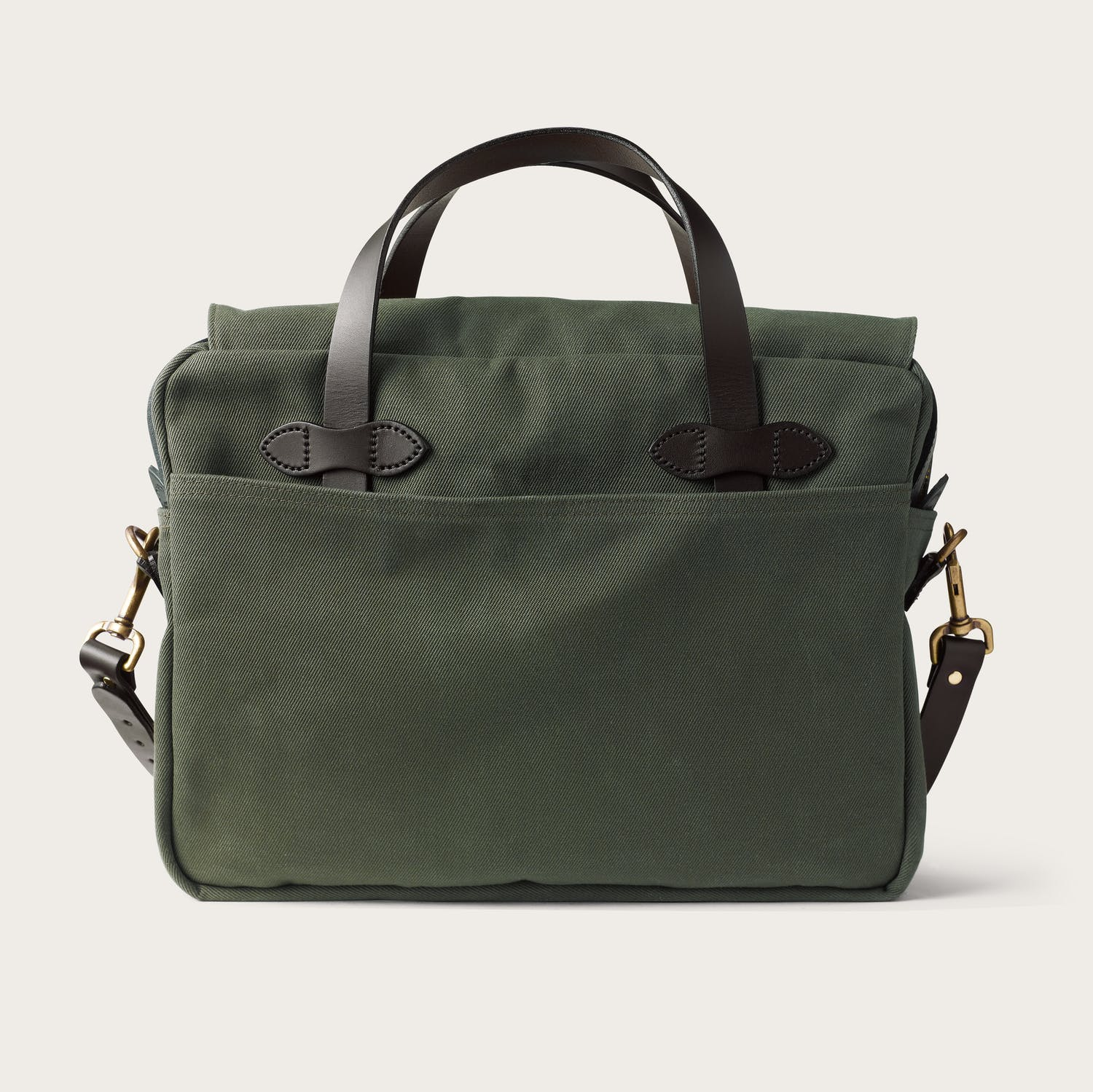 Filson - Original Briefcase - Otter Green - The Populess Company