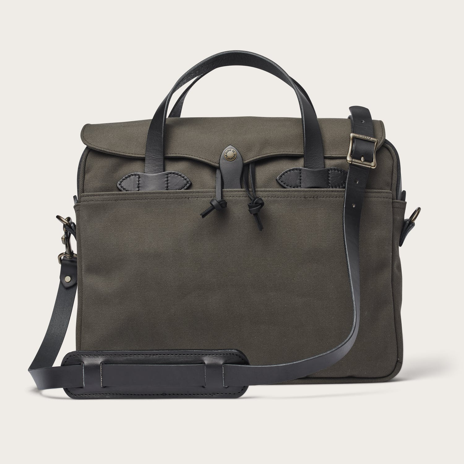 Filson - Original Briefcase - Root - The Populess Company