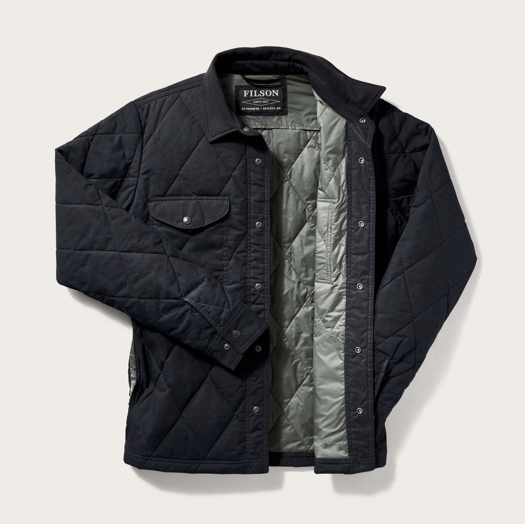 Filson - Hyder Quilted Jac-Shirt - The Populess Company