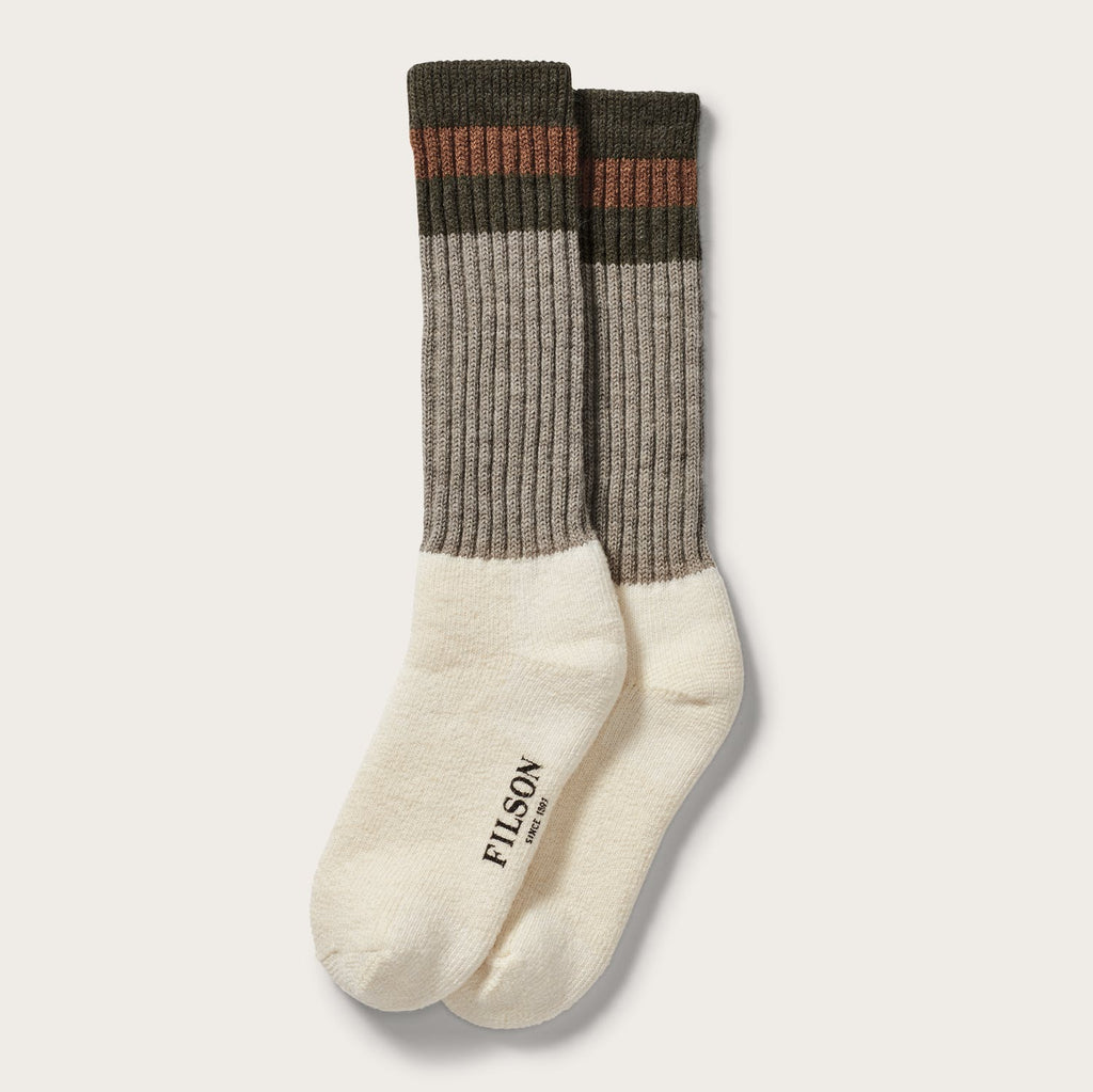 Filson - 1970's Logger Thermal Sock - The Populess Company