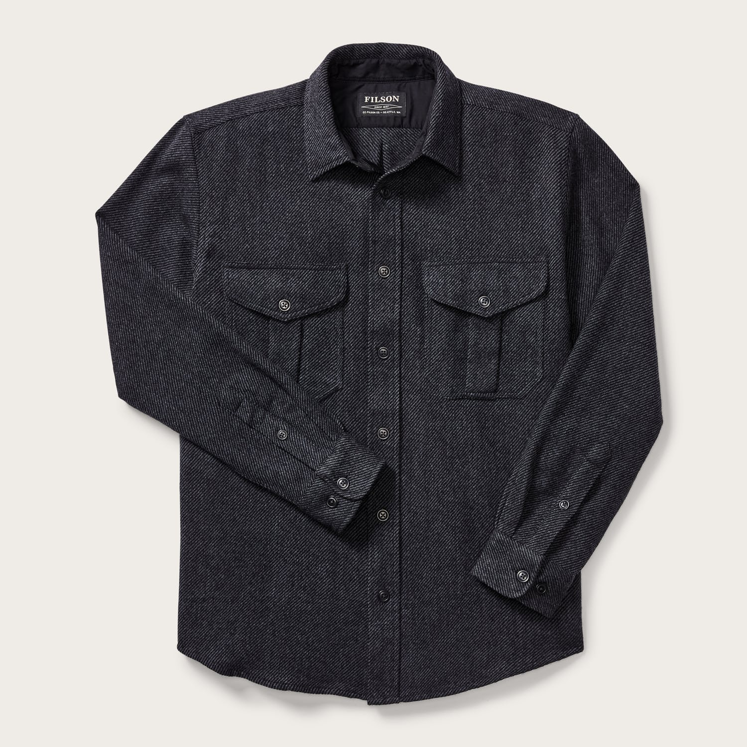 Filson - Northwest Wool Shirt - The Populess Company