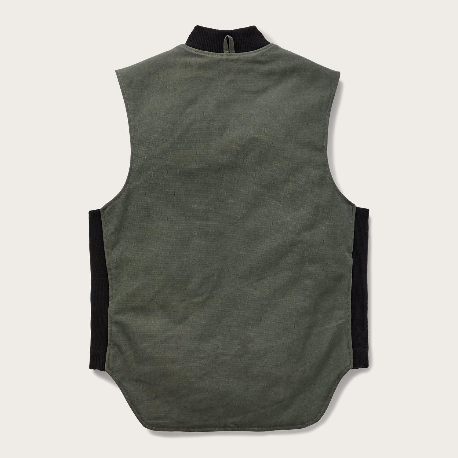 Filson - C.C.F. WORK VEST - Cannonball Green - The Populess Company