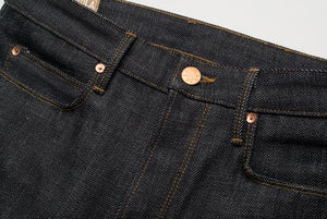 Freenote - Raw 20oz Japanese Denim - The Populess Company