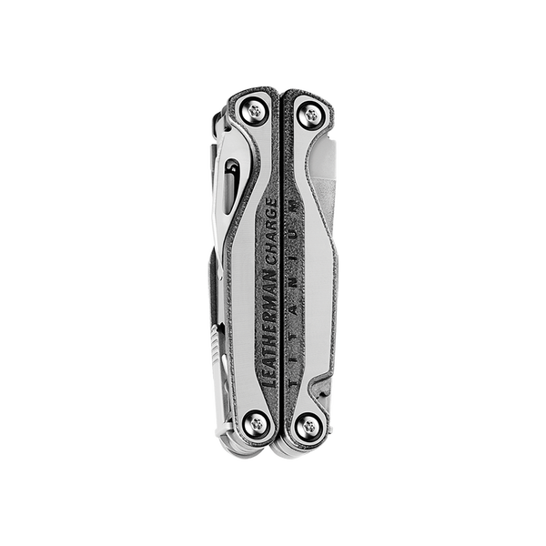 Leatherman CHARGE®+ TTI - Titanium - The Populess Company