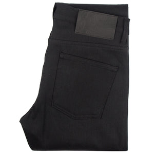 N&F - Solid Black Selvedge - The Populess Company