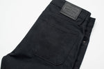 Freenote - Portola Taper Raw 14.25 OZ - Black Grey - The Populess Company