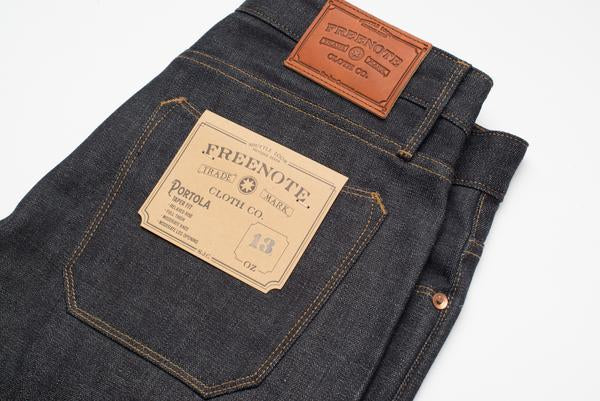 Freenote - Broken Twill Portola Taper - The Populess Company