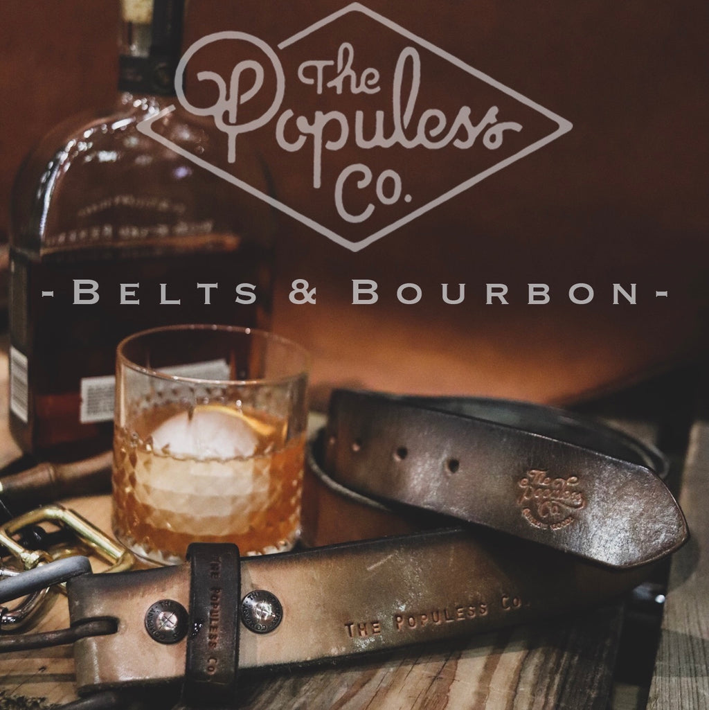 Belts & Bourbon Admission - The Populess Company