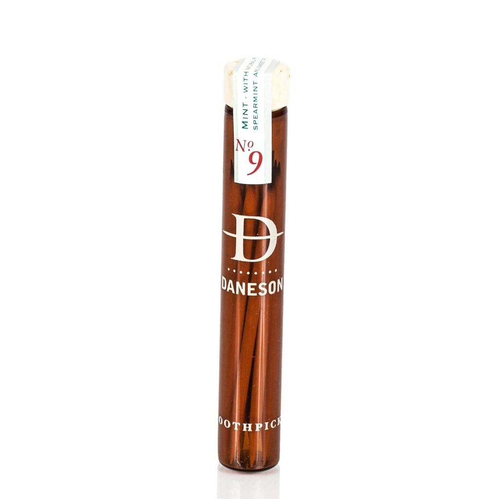 Daneson - Naturally Flavored Toothpicks - Mint Nº 9