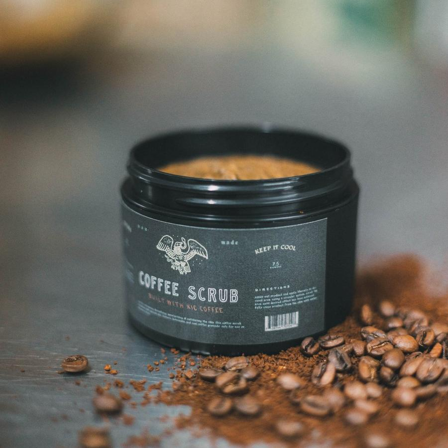 O'DOUDS COFFEE SCRUB
