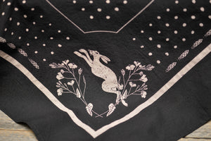 Wild Rose Bandana - The Populess Company