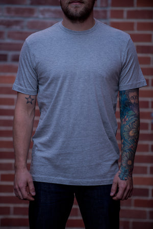 Wild Rose Bison Tee - The Populess Company