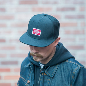 Premium Cap - Black - The Populess Company