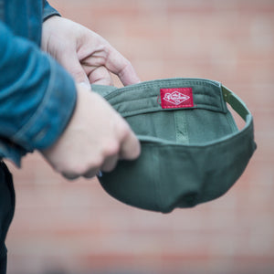Premium Cap - Olive - The Populess Company