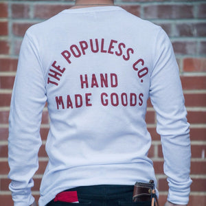 Lock Up Thermal - White - The Populess Company