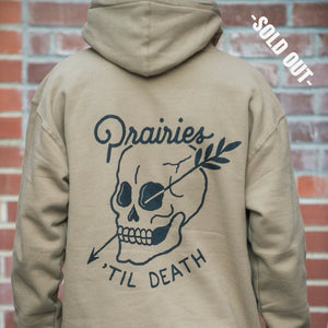 Til Death Hoody - Sandstone - The Populess Company