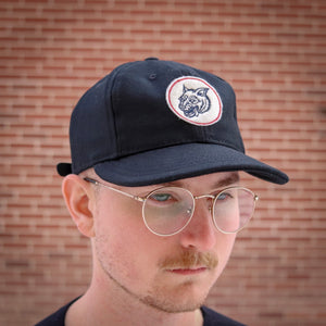 Ebbets Prairie Dog Cap - Black - The Populess Company