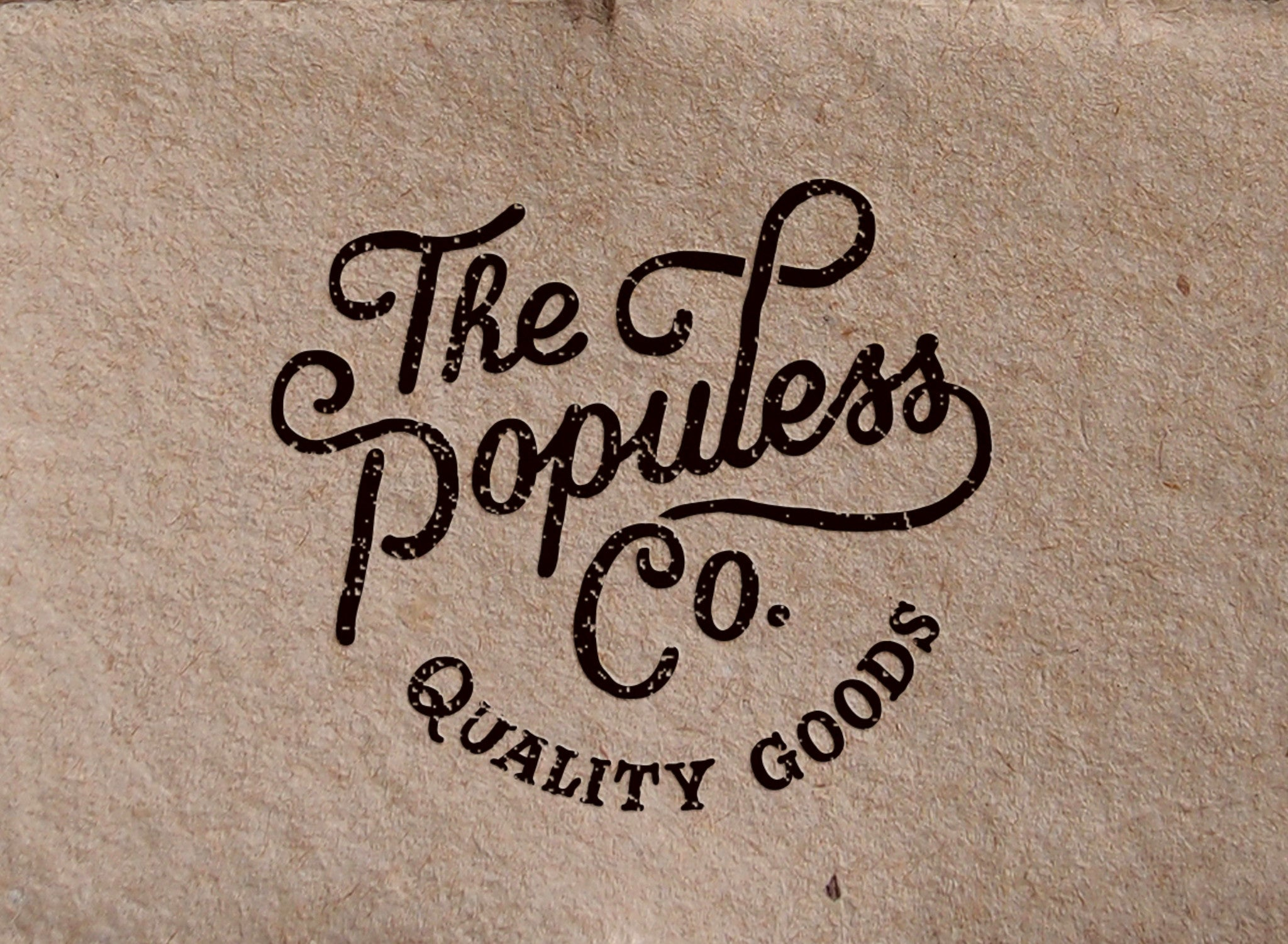 Gift Card - The Populess Company