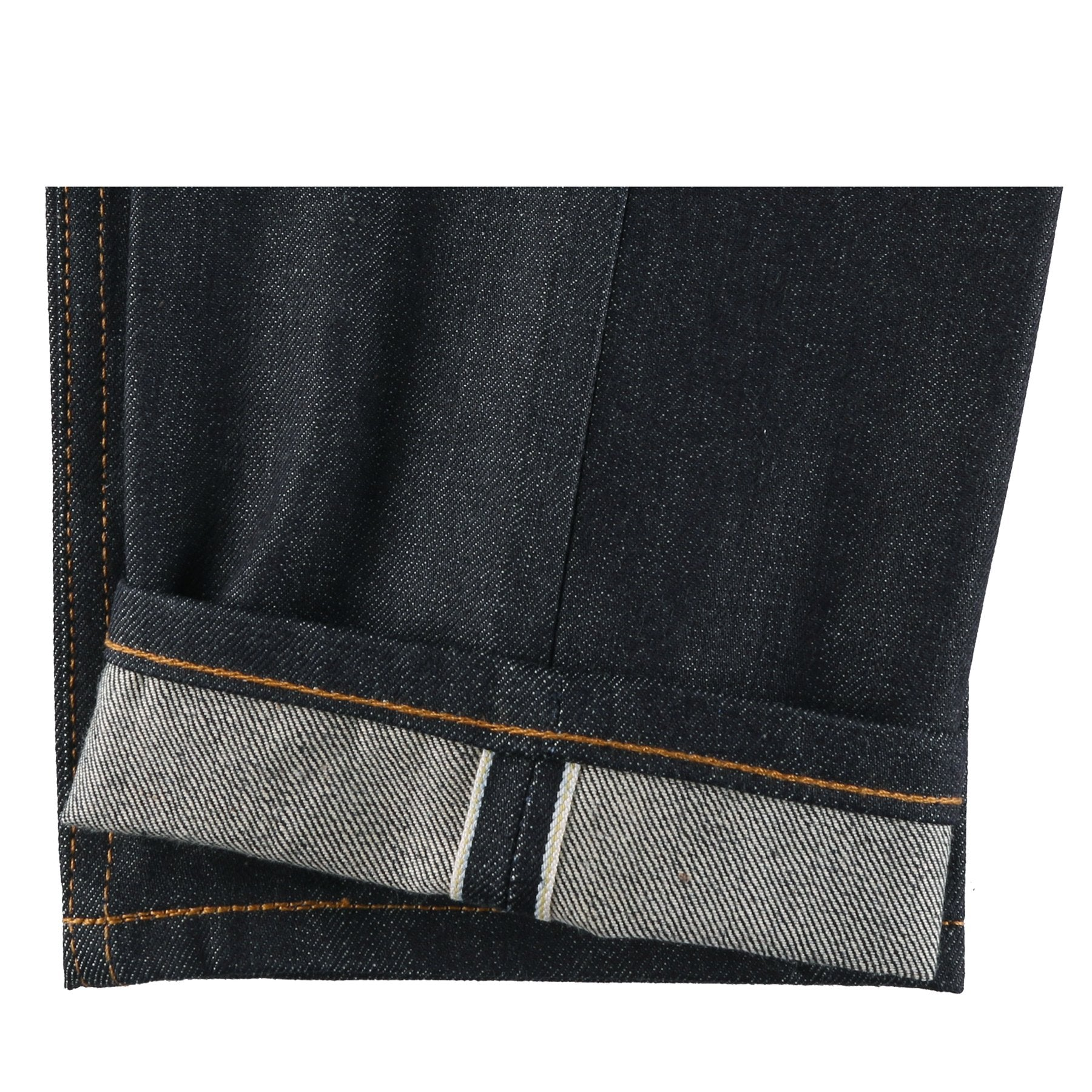 N&F - Guardian Selvedge Indigo Kevlar Denim - The Populess Company
