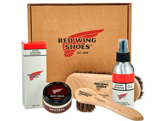 SMOOTH-FINISHED LEATHER CARE KIT - The Populess Company