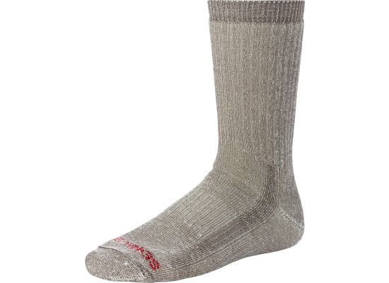 FULL CREW MERINO WOOL SOCK 97162 - Khaki - The Populess Company