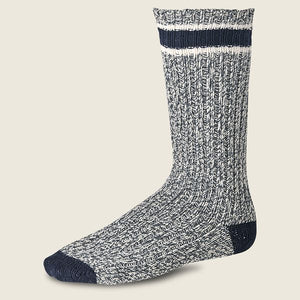 RED WING - RAGG WOOL SOCK - SLATE