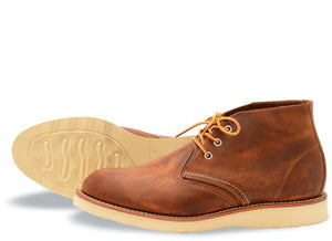 WORK CHUKKA 3137 - Copper Rough & Tough - The Populess Company