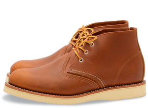 WORK CHUKKA 3140 - Oro-iginal - The Populess Company
