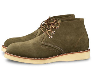WORK CHUKKA 3152 - Loden Abilene - The Populess Company