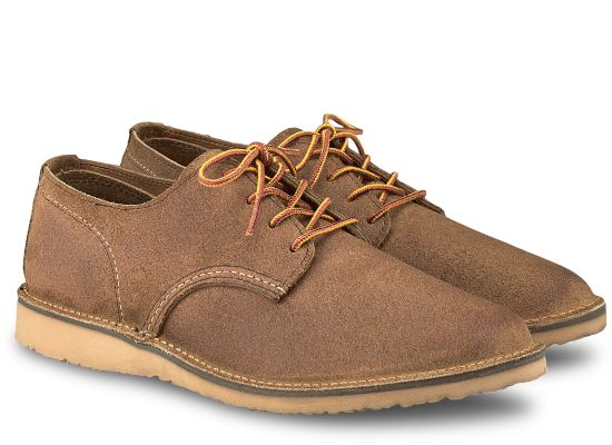 WEEKENDER OXFORD 3302 - Hawthorne Muleskinner - The Populess Company