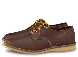 WEEKENDER OXFORD 3303 - Copper Rough & Tough - The Populess Company