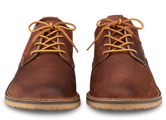 WEEKENDER OXFORD 3306 - Red Maple Muleskinner - The Populess Company