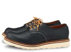 WORK OXFORD 8002 - Black Chrome - The Populess Company