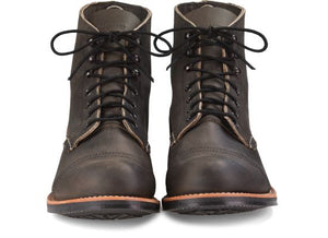 IRON RANGER 8086 - Charcoal Rough & Tough - The Populess Company