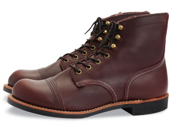 IRON RANGER 8119 - Oxblood Mesa - The Populess Company