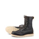 8-INCH MOC 8829 - Billy Boot - Black Klondike - The Populess Company