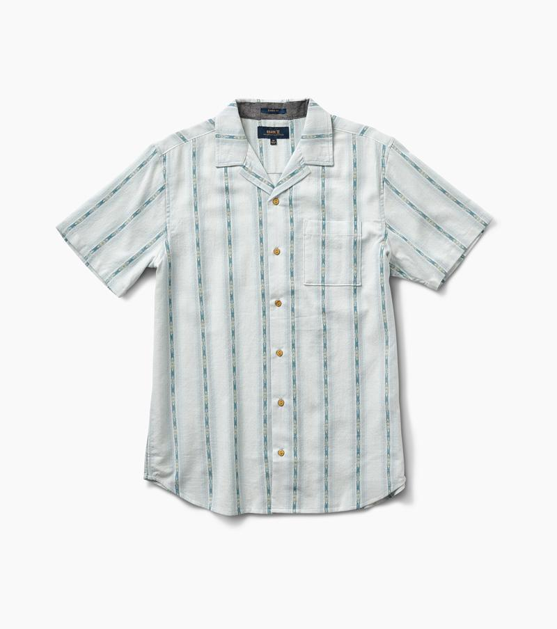 Roark - Medina Button Up - Light Blue